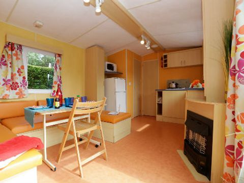 MOBILHOME 6 personnes - 2 chambres Evasion