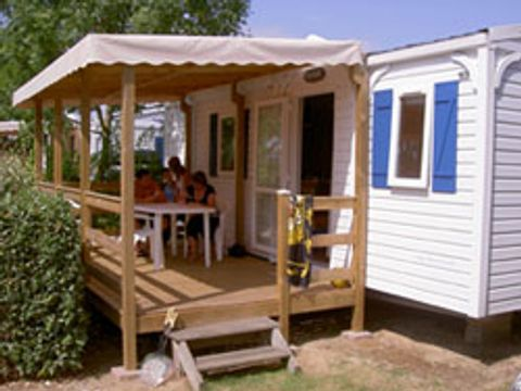 MOBILHOME 6 personnes - Family 2 Ch. 5/6 Pers.