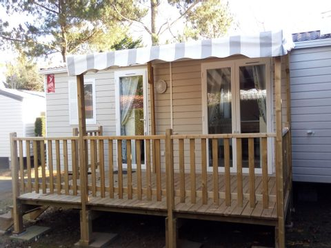 MOBILHOME 6 personnes - 2CH