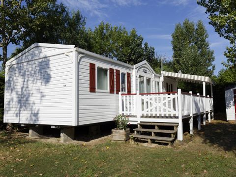 MOBILHOME 6 personnes - Forêt - 3 chambres