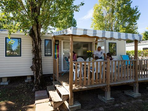 MOBILHOME 8 personnes - Sable