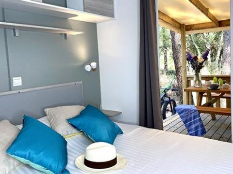 BUNGALOW 6 personnes - Cottage Floresta (vue forêt)