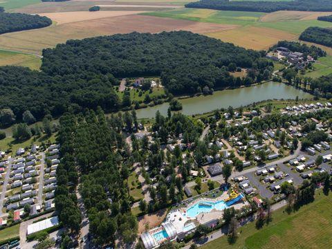 Camping Siblu Domaine de Dugny - Funpass Inclus - Camping Loir-et-Cher - Image N°12