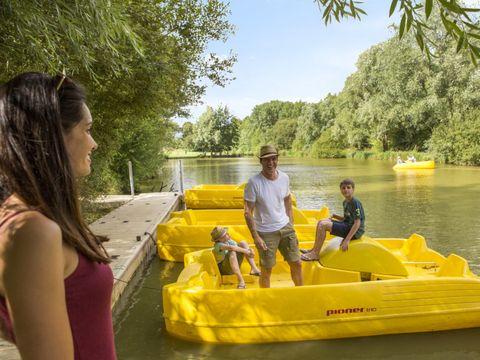 Camping Siblu Domaine de Dugny - Funpass Inclus - Camping Loir-et-Cher - Image N°10