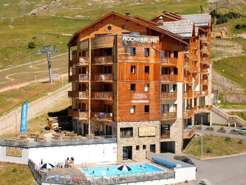 Résidence Rochebrune - Camping Hautes-Alpes - Image N°2