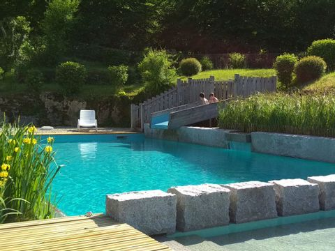 Camping Le Chanet - Camping Doubs