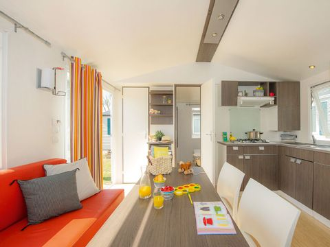 MOBILHOME 6 personnes - Classic 3 chambres (H6P3)