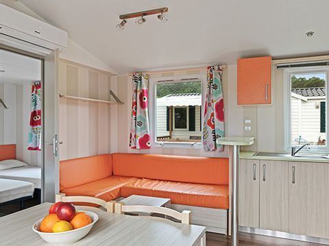 MOBILHOME 6 personnes - COSY 3 chambres (I6P3)