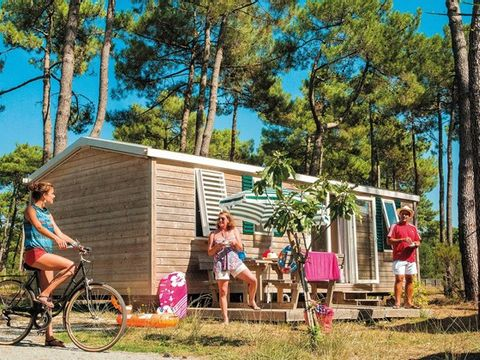MOBILHOME 6 personnes - RELAX