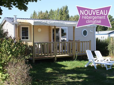 MOBILHOME 5 personnes - Espace - 2 chambres