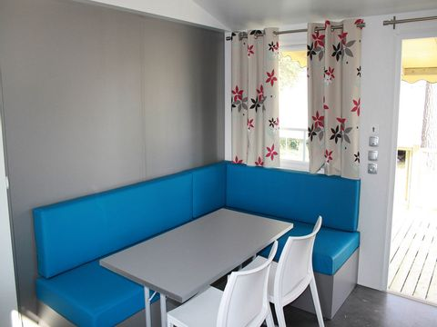 MOBILHOME 4 personnes - Confort - 2 Chambres