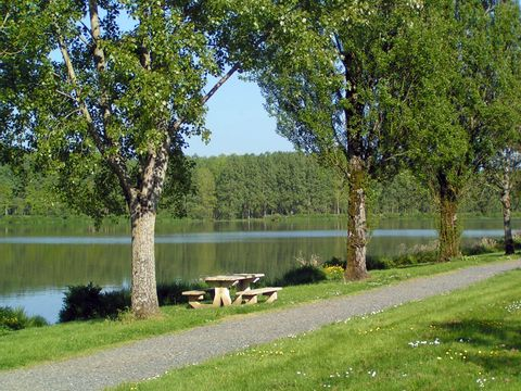 Camping Le Moulin Des Effres - Camping Deux-Sevres - Image N°11