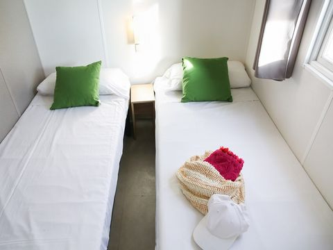MOBILHOME 6 personnes - GAUDI 3 chambres