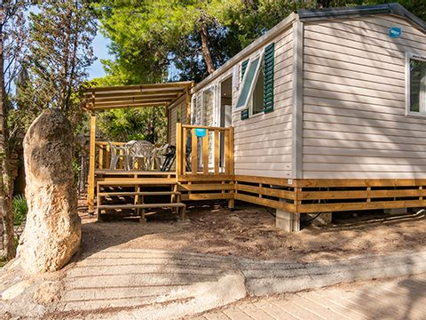 MOBILHOME 6 personnes - Cosy I63C