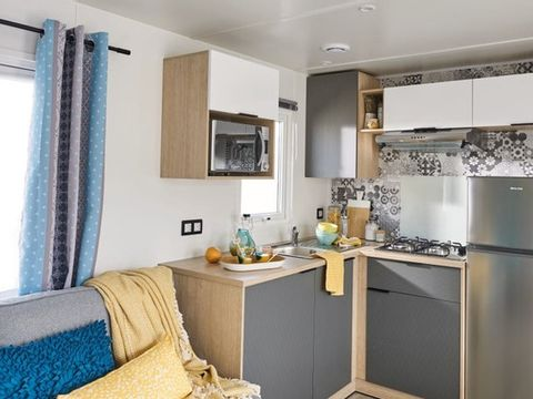MOBILHOME 6 personnes - Cosy 2 chambres