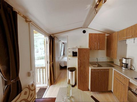MOBILHOME 5 personnes - Maple