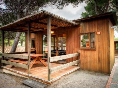 BUNGALOW 4 personnes - S-150 by Vilanova Park