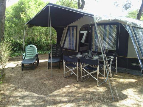 TENTE 4 personnes - Comanche by Vilanova Park