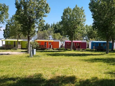 Camping Montpellier Plage - Camping Herault - Image N°24