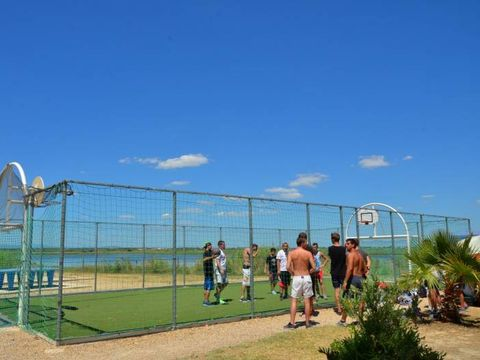 Camping Montpellier Plage - Camping Hérault - Image N°9