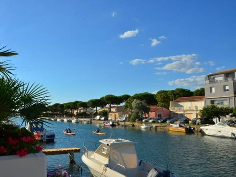 Camping Montpellier Plage - Camping Hérault - Image N°11