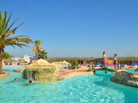 Camping Montpellier Plage - Camping Hérault - Image N°2