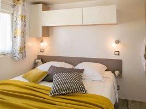 MOBILHOME 6 personnes - Appart'hotel - Lits faits + linge de toilette