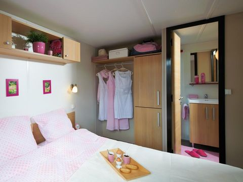 MOBILHOME 6 personnes - NEW, 2 chambres