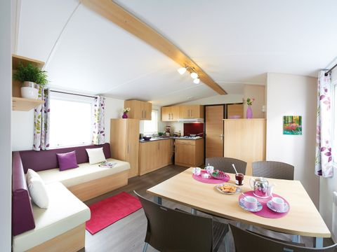 MOBILHOME 8 personnes - NEW, 3 chambres