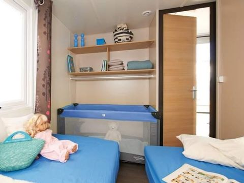 MOBILHOME 6 personnes - COTTAGE LODGE 75