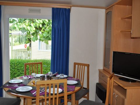 MOBILHOME 6 personnes - CONFORT
