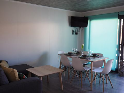 BUNGALOW 6 personnes - QUERMANY - 3 chambres