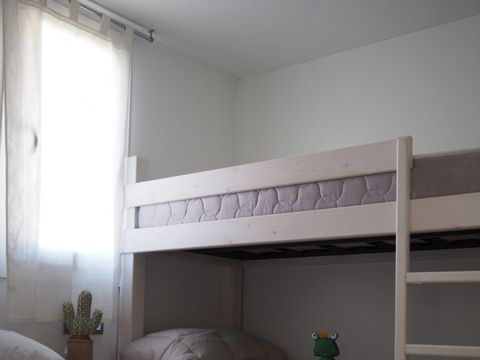 BUNGALOW 6 personnes - QUERMANY - 2 chambres