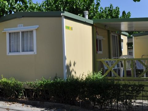 MOBILHOME 4 personnes - PALS