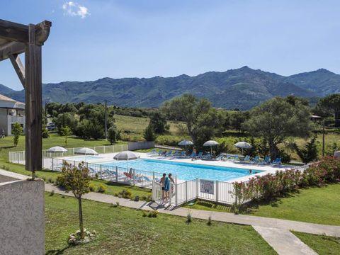 Résidence Casa d'Orinaju - Camping Corse - Image N°3