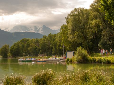 Camping Les Iles - Camping Haute-Savoie - Image N°14