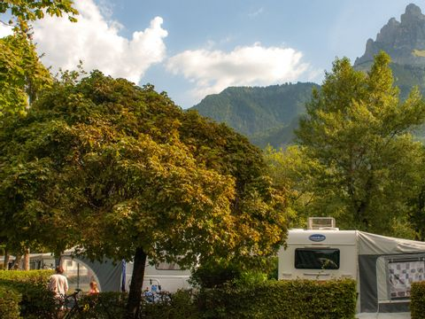 Camping Les Iles - Camping Haute-Savoie - Image N°4