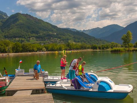 Camping Les Iles - Camping Haute-Savoie - Image N°24