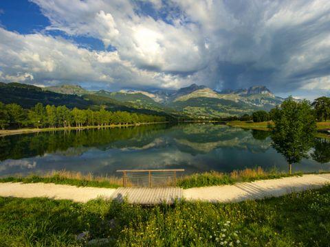 Camping Les Iles - Camping Haute-Savoie
