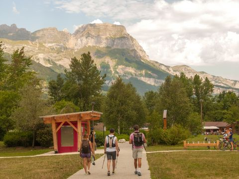 Camping Les Iles - Camping Haute-Savoie - Image N°16