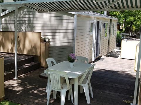 MOBILHOME 4 personnes - Rapidhome Lodge 872