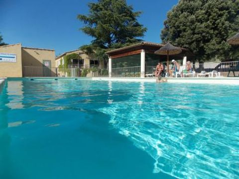 Camping Les Oliviers  - Camping Alpes-de-Haute-Provence - Image N°2