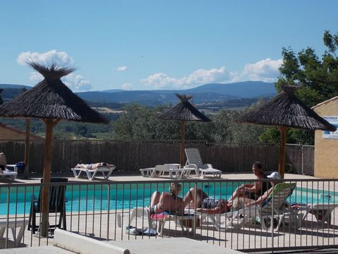 Camping Les Oliviers  - Camping Alpes de Alta Provenza - Image N°3