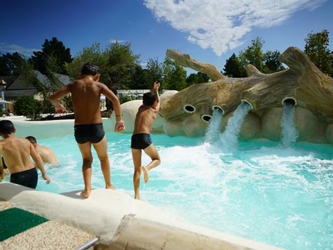 Camping Le Domaine d'Inly - Camping Morbihan - Image N°3