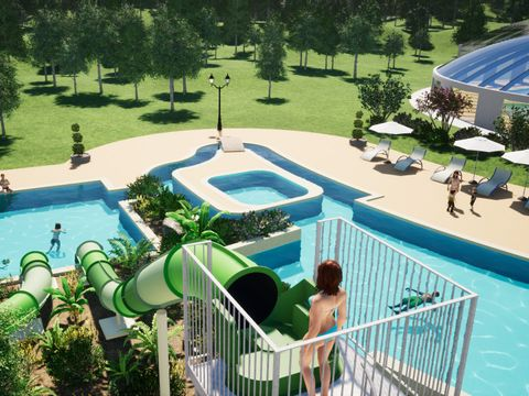 Camping Le Domaine d'Inly - Camping Morbihan - Image N°8