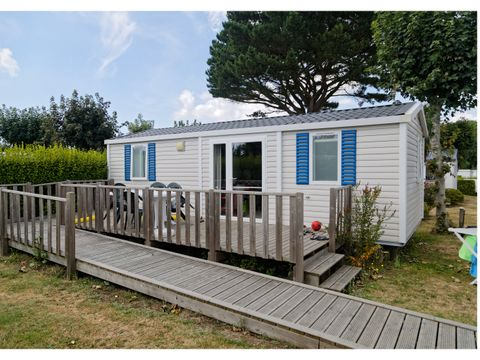 MOBILHOME 4 personnes - HELIOS - PMR