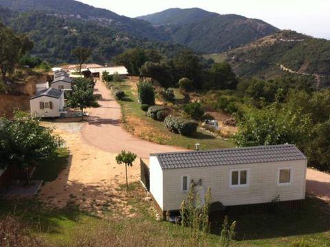 Camping A Saliva  - Camping Corse du sud