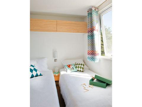 MOBILHOME 6 personnes - Azure Vista - 3 chambres