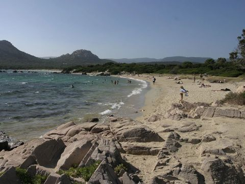 Camping Kevano Plage - Camping Corse du sud - Image N°4