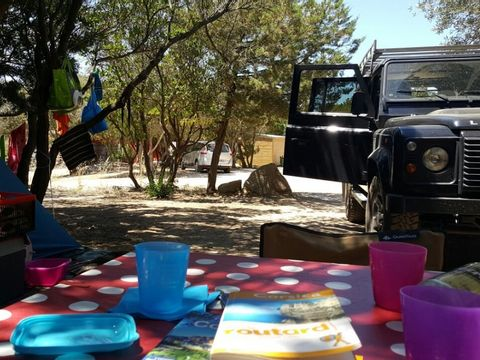 Camping Kevano Plage - Camping Corse du sud - Image N°14